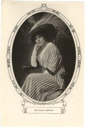 Lillian Albertson - Lillian Albertson