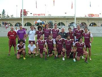 Club Alcobendas Rugby Wikipedia La Enciclopedia Libre