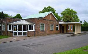 Park Crematorium, Aldershot - The Park Crematorium in Aldershot