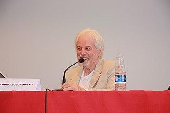 Alejandro Jodorowsky 20080706 Japan Expo 03