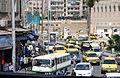 Aleppo. Traffic chaos (1265881042).jpg