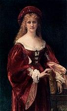 Alexandre cabanel - Patricienne de Venise - 1881.jpg