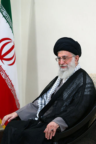 Ali Khamenei's fatwa against nuclear weapons - Ali Khamenei, supreme leader of Iran.