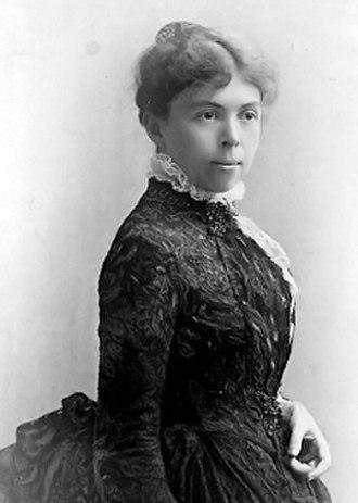 Alice Freeman Palmer - Alice Freeman Palmer, 1881-1887, Wellesley College