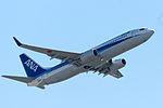All Nippon Airways, B 737-800, JA66AN (17154932950).jpg