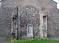 All Saints, Runhall, Norfolk - East wall detail - geograph.org.uk - 1561238.jpg