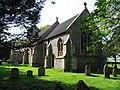 All Saints, Welborne, Norfolk - geograph.org.uk - 807743.jpg