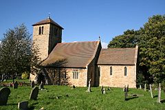 All Saints Church, Bracebridge, Lincoln - geograph.org.uk - 68603.jpg