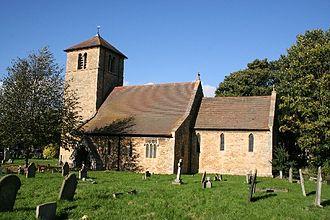 Bracebridge, Lincolnshire - All Saints' Church, Bracebridge
