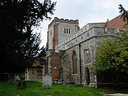All Saints Church Writtle - geograph.org.uk - 1806232.jpg