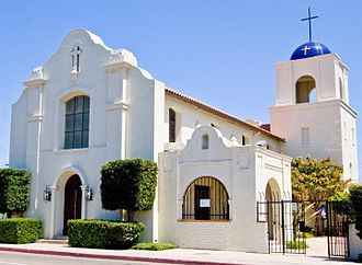 All Saints Episcopal Church (San Diego, California) - All Saints Episcopal Church (San Diego, California)