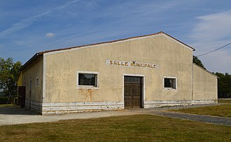 Allas-Bocage - The Community Hall