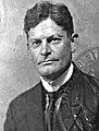 Allen J. Greer, U.S. military officer, passport photo, 1921.jpg
