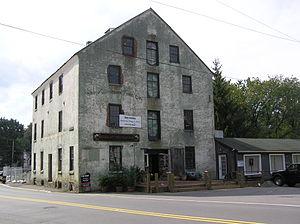 Allentown Mill - Image: Allentown Mill (9)