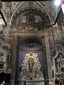 Altare bevilacqua-lazise, con immacolata di orazio marinale, rilievi di pietro da porlezza e affreschi di liberale da verona 01.JPG