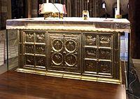 Altare di s. ambrogio, 824-859 ca., retro di vuolvino, 00.jpg