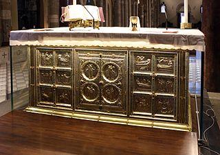 Sant'Ambrogio Altar