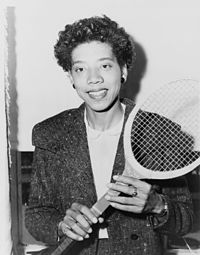 Image illustrative de l'article Althea Gibson