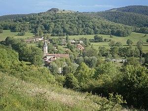 Alzen - A general view of Alzen