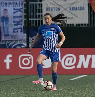 Amanda Frisbie Association footballer