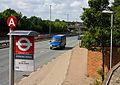 Amberden Avenue Bus Stop - geograph.org.uk - 1357008.jpg
