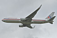N392AN - B763 - American Airlines