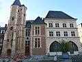 Amiens - Logis du Roi et maison du Sagittaire.JPG