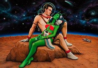 Amor Alien