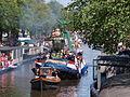 Amsterdam Gay Pride 2013 DoD Ministerie van Defensie boat pic1.JPG