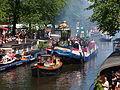 Amsterdam Gay Pride 2013 DoD Ministerie van Defensie boat pic3.JPG