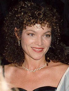 Amy Irving American actress