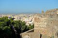 Andalousie, Málaga - Château de Gibralfaro - Apr 2011 - 02.jpg