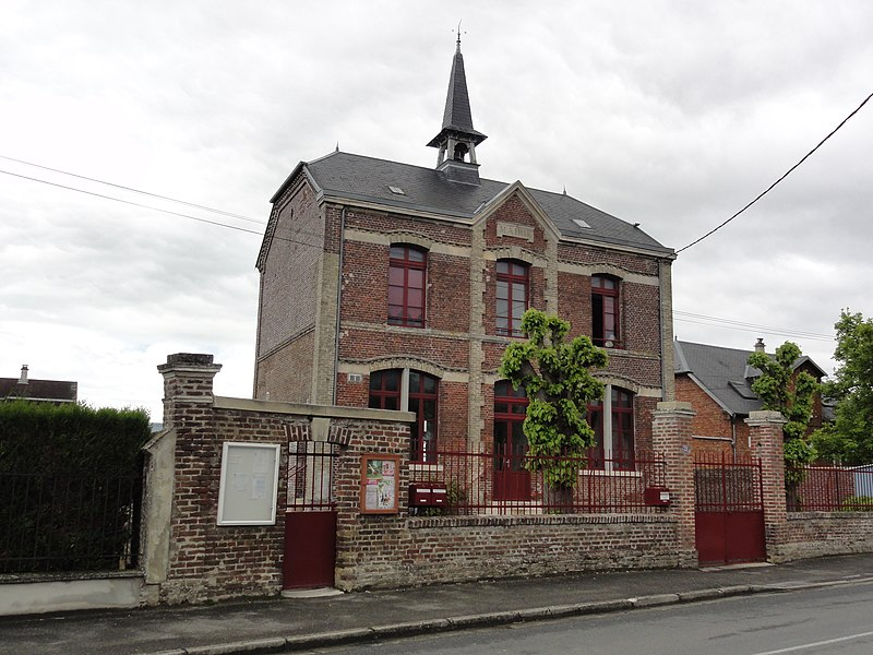 Andelain (Aisne) mairie