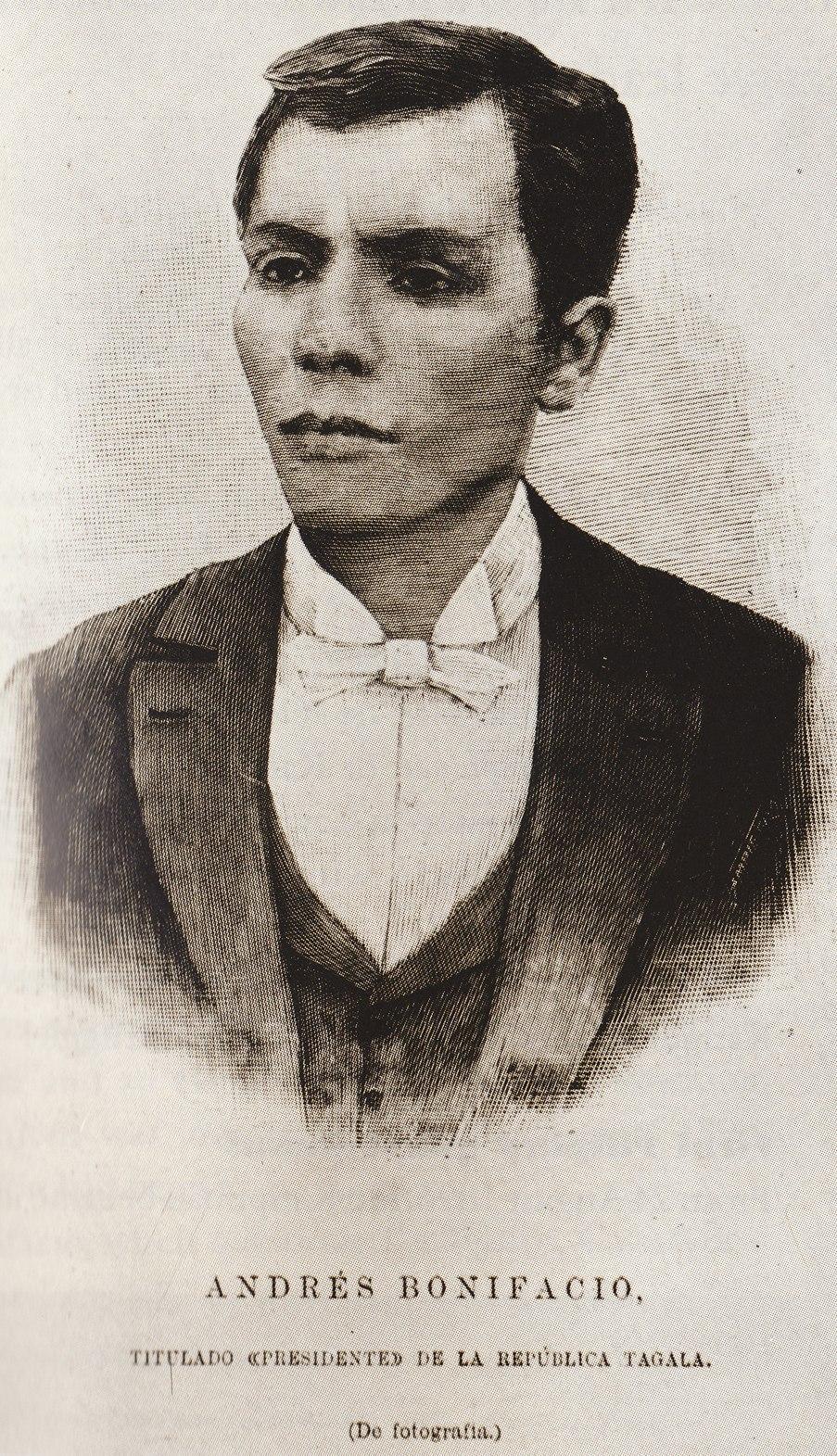 Andrés Bonifacio