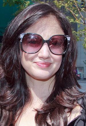 Schauspieler Andrea Riseborough