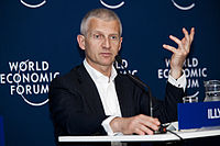 Andrea Illy at the World Economic Forum on Europe 2011.jpg