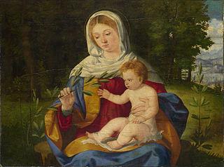 Madonna dell'olivo