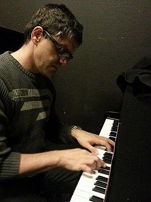 Andreu Jacob - Andreu Jacob playing piano in Rjukan Kino – Norway