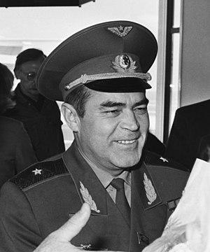 Andriyan Nikolayev - Andriyan Nikolayev in 1976
