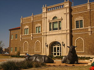 Texas Tech University College of Agricultural Sciences & Natural Resources - Animal and Food Sciences Building at Texas Tech University