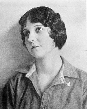 Ann Little - Little in 1920