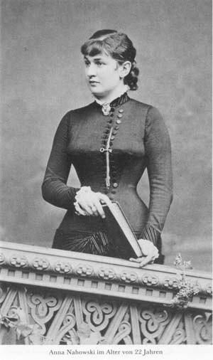 Anna Nahowski - Anna Nahowski
