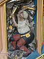 Annaberg Buchholz Eglise Sainte Anne Chaire mineur.JPG