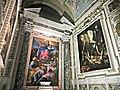 Annibale Carracci e Caravaggio, Cappella Cerasi 2.jpg