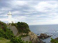 Anorizaki Lighthouse (Mie, Japan)