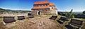 Ansamblul bisericii evanghelice fortificate Cisnădioara 03.jpg