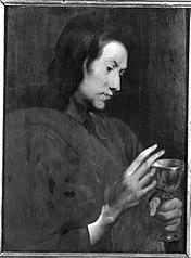 Hl. Johannes Evangelist (Werkstattkopie)