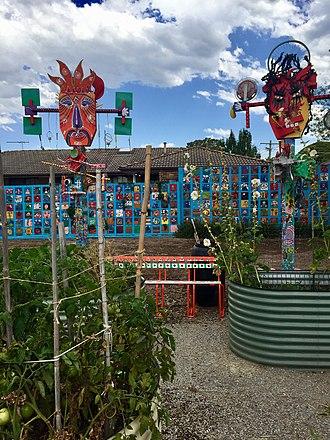 Murrumbeena, Victoria - Anthony Breslin Community Art Project