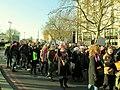 Anti Trump Womens March London Womens March January 21 2017 (14) (31633887893).jpg