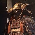 Antique Japanese (samurai) suji bachi kabuto 3.jpg